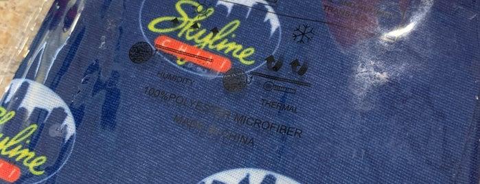 Skyline Chili is one of สถานที่ที่ Mike ถูกใจ.
