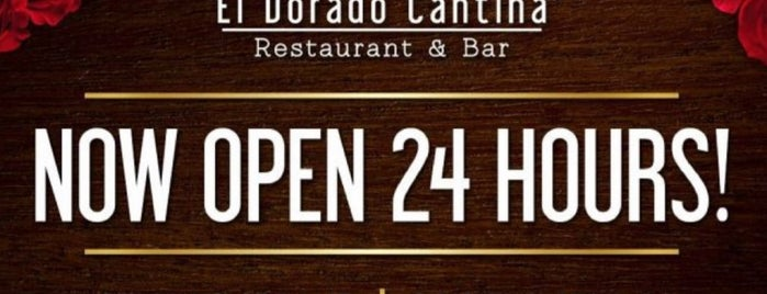 El Dorado Cantina is one of Restaurants to take guest.