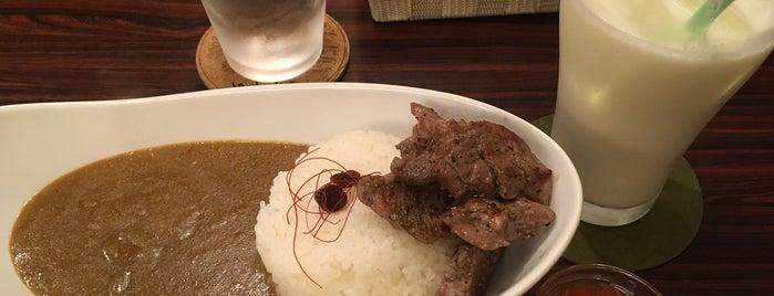 先斗町薬膳カレー is one of to do.