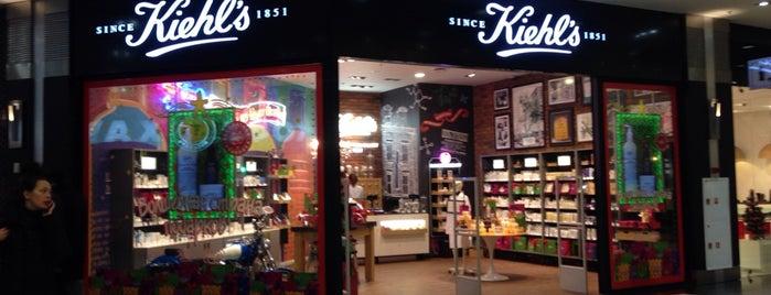 Kiehl's is one of JiYoung : понравившиеся места.