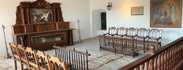 Santuario San Pedro Claver is one of Cartgena.