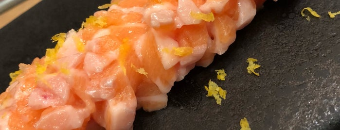 Kitchin is one of Henri's TOP Japanese Food.