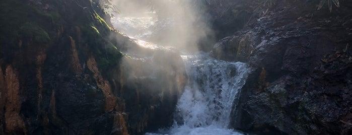 River Oyunuma Natural Footbath is one of Hokkaido.