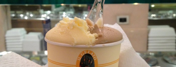 Il Gelato di San Crispino is one of Best of Rome.