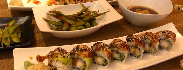Hana Sushi Bar is one of Japanese.