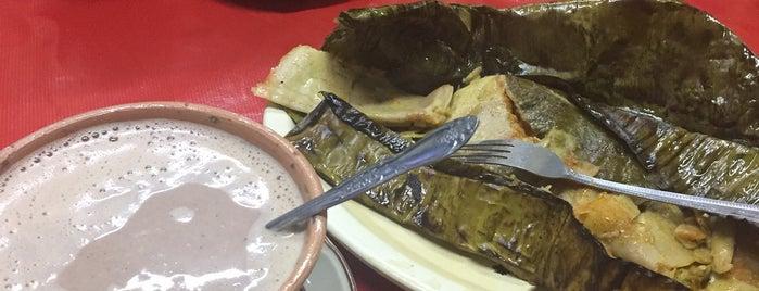 "Sopes, Huaraches, Quesadillas Y Pambazos ""La Zarsa"" is one of Tempat yang Disukai Michel."
