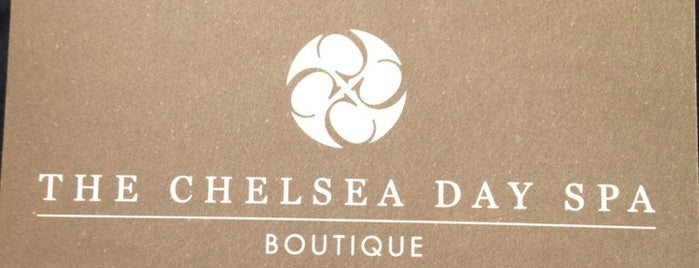 The Chelsea Day Spa Boutique is one of Athena : понравившиеся места.
