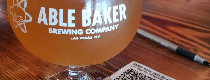 Able Baker Brewing is one of Posti salvati di Whit.