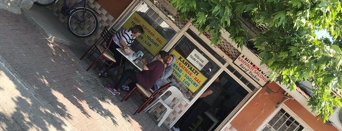 Yenigün Kahvaltı Salonu Eşref Amca'nın Yeri is one of İzmir Gidilecek Yerler.