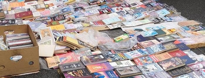 Букинистический рынок is one of Flea markets of the world.