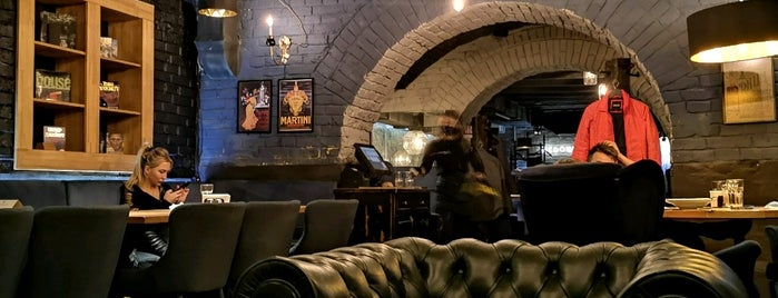 Hedonist bar&kitchen is one of Dumasik: сохраненные места.