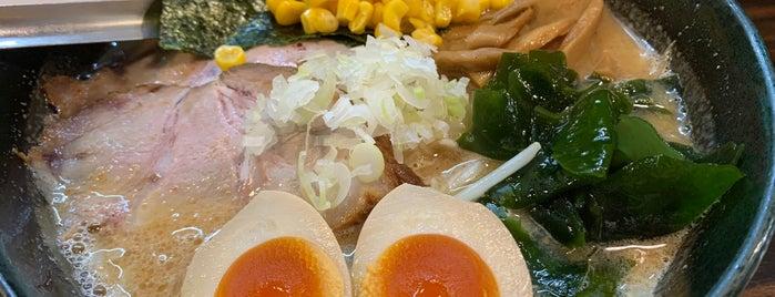 北海道らーめん 味丸 is one of Ramen.