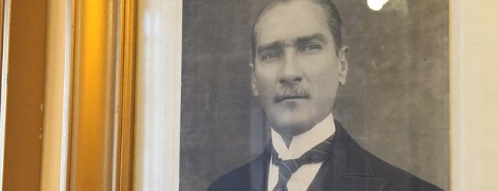 Atatürk Müzesi is one of Mehmet 님이 좋아한 장소.
