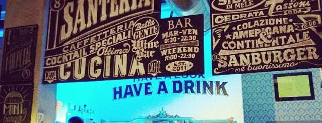 Santeria is one of MILANO EAT & SHOP.