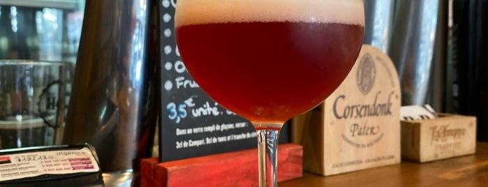 Bar & Beer is one of Paris.