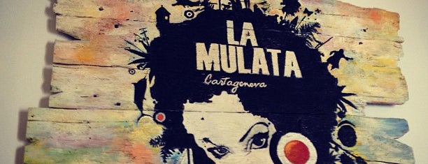 Restaurante La Mulata is one of Cartagena.