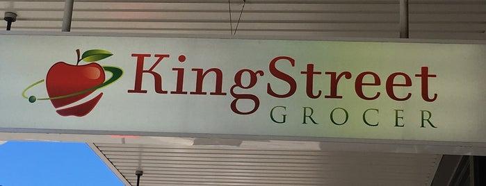 The King Street Grocer is one of สถานที่ที่ Shelley ถูกใจ.