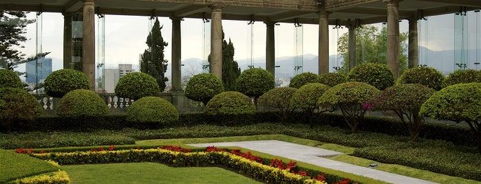 Museo Nacional de Historia (Castillo de Chapultepec) is one of De-Efe.