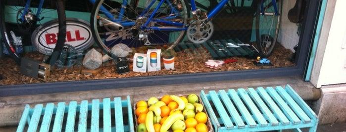 CycleLab & JuiceBar is one of Coffee.