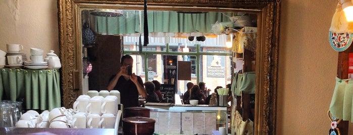 Lydia Cafe is one of Posti che sono piaciuti a DFR.