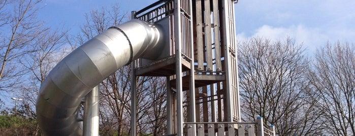 Abbey Lane Playground is one of Paul'un Beğendiği Mekanlar.