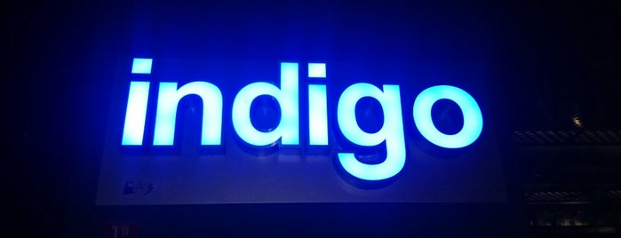 indigo is one of Istanbul.