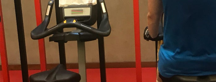 Jatomi Fitness is one of สถานที่ที่ Кристина ถูกใจ.