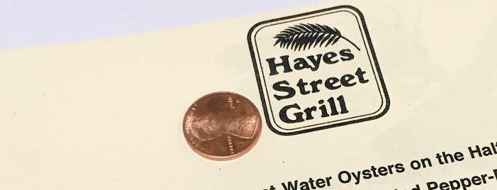 Hayes Street Grill is one of Lieux sauvegardés par Ben.