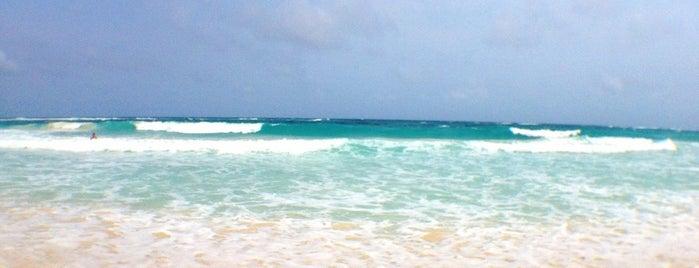 Playa Xcacel is one of Tulum.