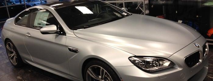 South Bay BMW is one of Lugares favoritos de Dan.