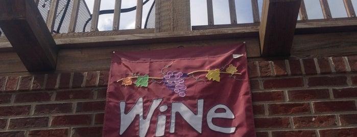 Wolf Gap Vineyard is one of Wineries Visited.