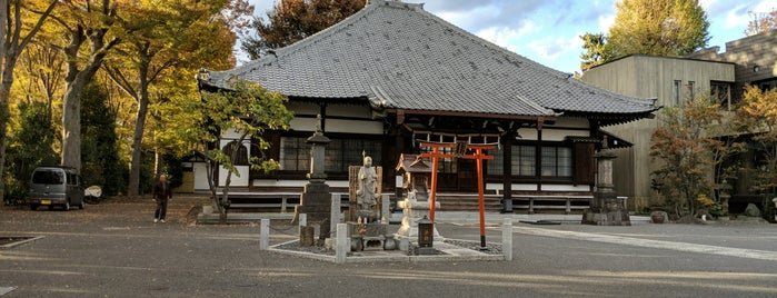 了源寺 is one of Temples & Shrines Near Shin-Kawasaki.