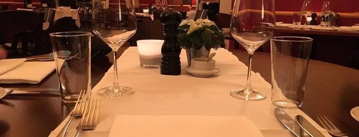 Restaurant E. T. A. Hoffmann is one of Benjamin: сохраненные места.