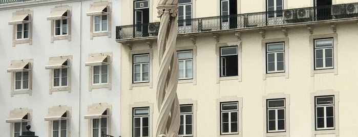 Pelourinho de Lisboa is one of LISBON THINGS TO DO.