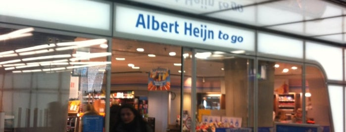 Albert Heijn to go is one of Back to Netherlands ♥.