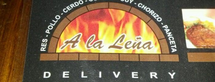 A La Leña is one of Posti che sono piaciuti a Beatriz.