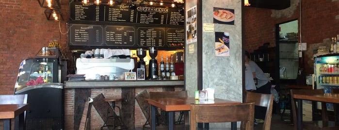 Coffee Mania is one of Orte, die roma gefallen.