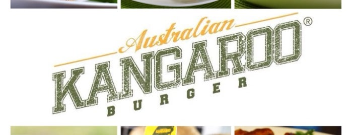 Kangaroo Australian Burger is one of Locais curtidos por Leonardo Arcoverde.