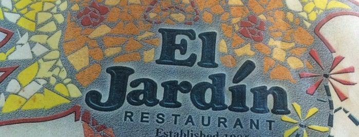 el jardin is one of Road Trip!.