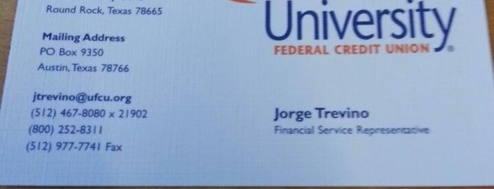 University Federal Credit Union is one of Brianna 님이 좋아한 장소.