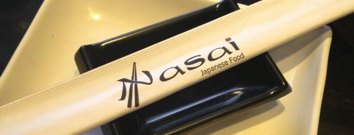 Nasai Japanese Food is one of Restaurantes Orientais.