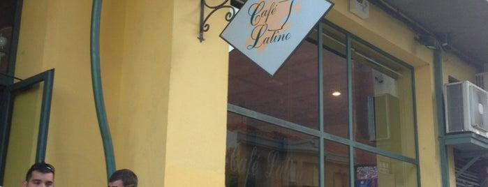 Cafe Latino is one of Cristina : понравившиеся места.