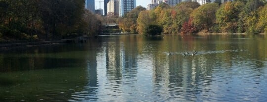 Piedmont Park is one of Atlanta Metro.