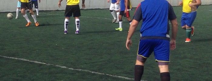 Soccer Club Mooca is one of Tempat yang Disukai Rodolfo.