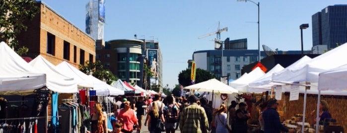 Hollywood Farmer's Market is one of Hillary : понравившиеся места.