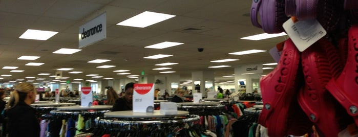 Nordstrom Rack is one of Boston.