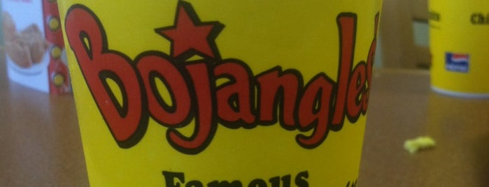 Bojangles' Famous Chicken 'n Biscuits is one of Lieux qui ont plu à Jean Carlos.