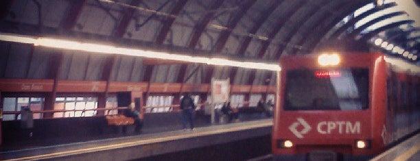 Estação Dom Bosco (CPTM) is one of Estações e Terminais.