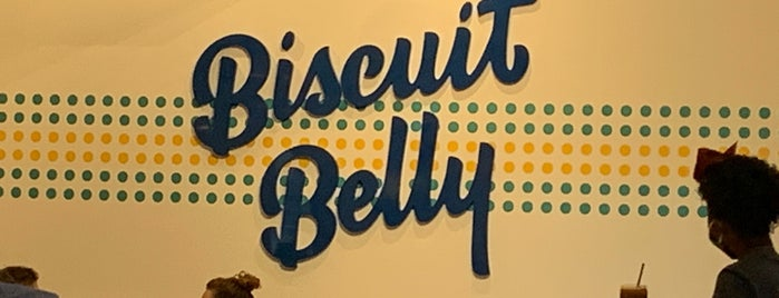 Biscuit Belly is one of Louisville.