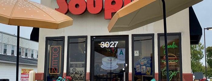 Soupys is one of Orte, die Karen gefallen.